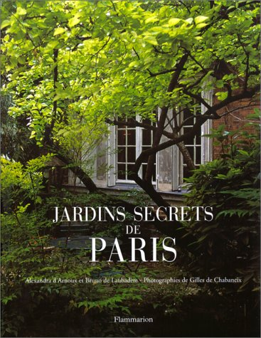 9782082019682: Jardins secrets de Paris