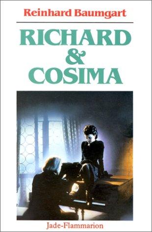 9782082030045: Richard & Cosima (Jade flammarion)