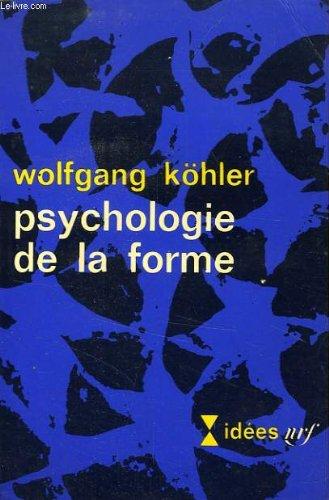 9782082101271: La psychologie de la forme