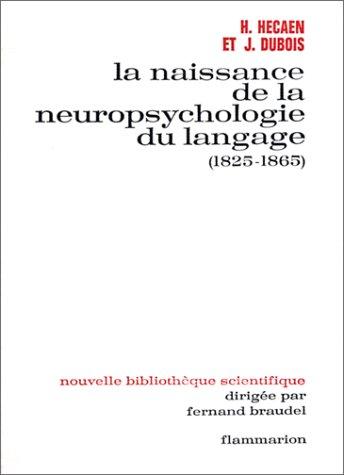 9782082101592: Naissance neuro langage (French Edition)