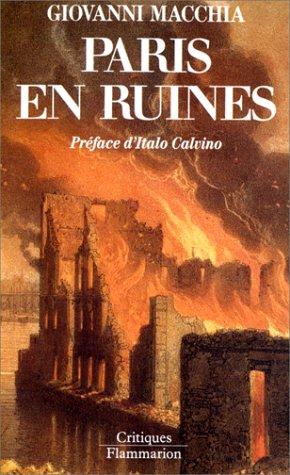 9782082103213: Paris en ruine