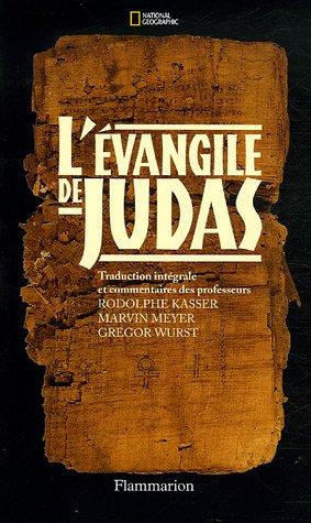 9782082105804: L'evangile de judas -du codex tchacos