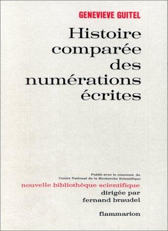 9782082111041: Histoire comparée des numérations écrites