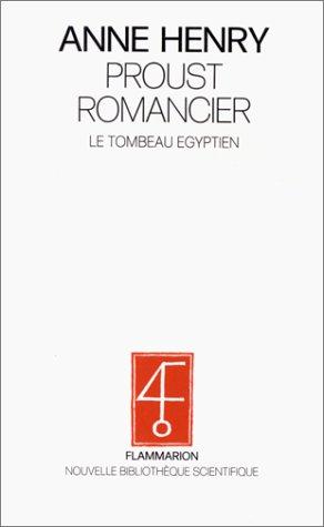 9782082111447: Proust romancier