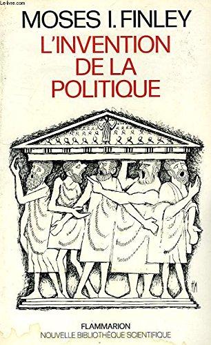 9782082111522: L'invention de la politique - democratie et politique en grece et dans la rome republicaine: démocratie et politique en Grèce et dans la Rome républicaine (Nouvelle bibliotheque scientif)