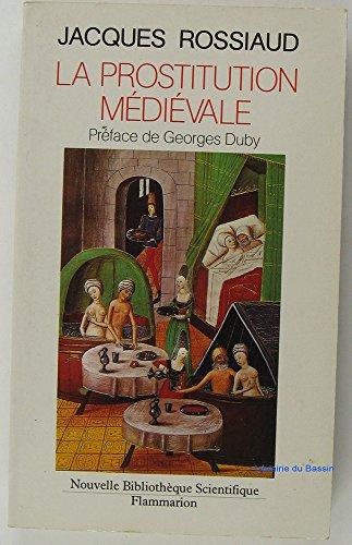 9782082111577: La Prostitution m�di�vale (Nouvelle bibliotheque scientif)