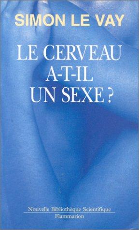 9782082112222: Le Cerveau a-t-il un sexe ?