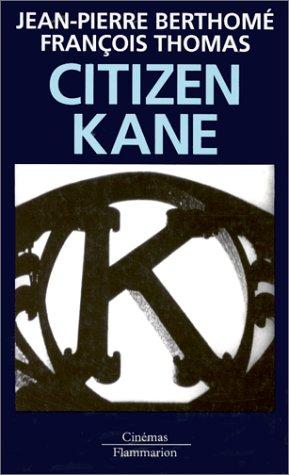 9782082114110: Citizen Kane