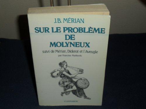 9782082115186: Sur le problème de Molyneux