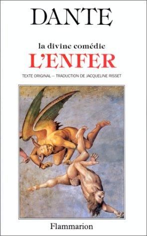 La Divine Comédie: L'Enfer (Littérature étrangère, 1): Dante