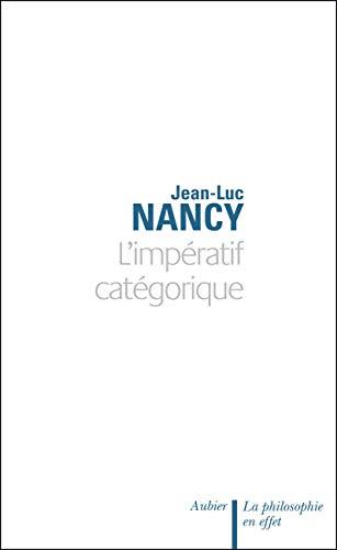 9782082127028: L'impératif catégorique (La Philosophie en effet) (French Edition)