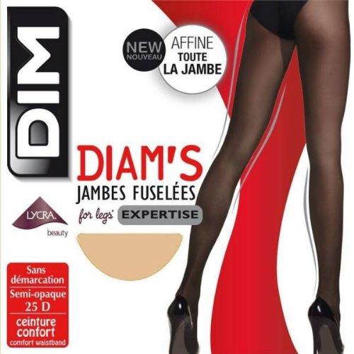 9782082221771: DIM - collant diam's jambes fuselées PEAU DOREE T2