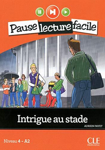 9782090313369: Intrigue au strade. Con CD Audio (Pause lecture facile)