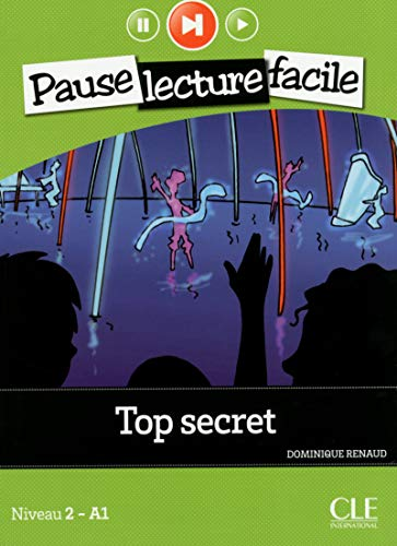 9782090313444: Top secret. Per la Scuola media. Con CD Audio (Pause lecture facile)
