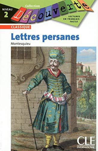 9782090313727: Les lettres persanes - Niveau 2 - Lecture Découverte - Livre
