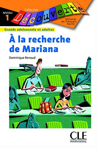 9782090313963: A la recherche de Mariana (Collection Decouverte: Niveau 1) (French Edition)