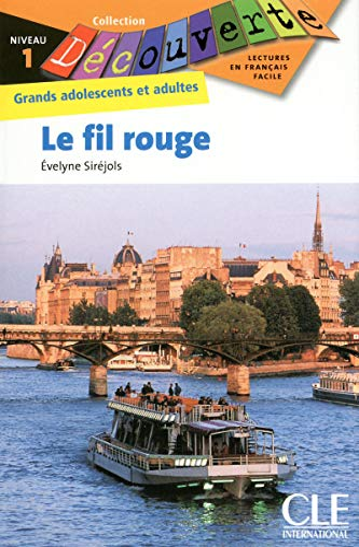Decouverte: Le Fil Rouge (Paperback): Evelyne Sirejols