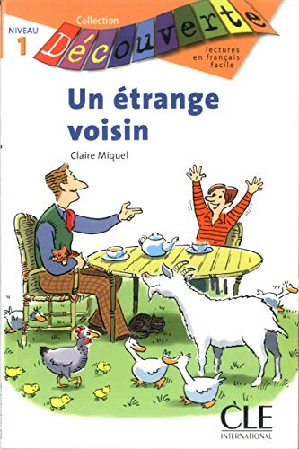 9782090314779: Un Etrange Voisin (Collection Decouverte: Niveau 1) (French Edition)