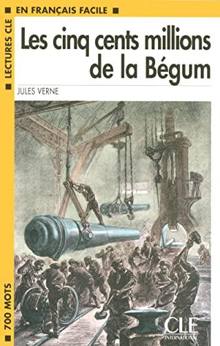9782090317978: Les Cinq Cents Millions de La Begum Book (Level 1) (English and French Edition)