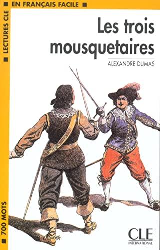 9782090318067: Les Trois Mousquetaires Book (Level 1) (Lectures Cle En Francais Facile) (French Edition)