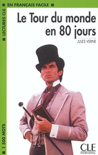 9782090318074: Le Tour du monde en 80 jours - Livre + audio online (Lectures clé en français facile)