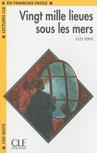 9782090318098: Vingt Mille Lieues Sous Les Mers (Lectures Cle En Francais Facile: Niveau 1) (French Edition)
