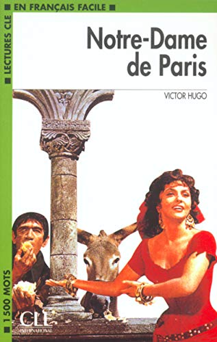 9782090318142: Notre-Dame de Paris Book (Level 3) (Lectures Cle En Francais Facile) (French Edition)