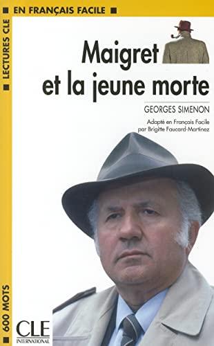 9782090318159: Maigret et la jeune morte - book + CD MP3 (Lectures clé en français facile)