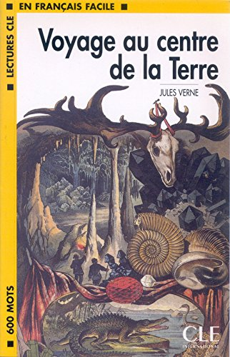 9782090319170: Voyage Au Centre de La Terre Book (Level 1) (French Edition)