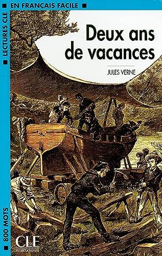 9782090319798: McDougal Littell Discovering French Nouveau: Deux ans de vacances Level 3 1997 (Lectures Cle En Francais Facile: Niveau 2)