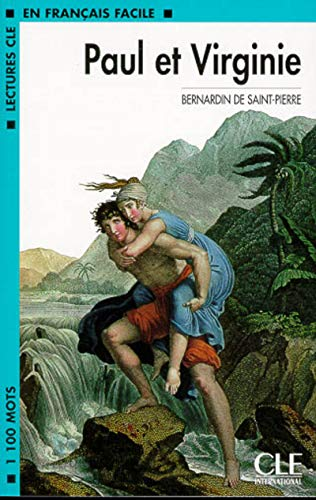 Paul et Virginie [niveau 2]: Bernardin de Saint-Pierre