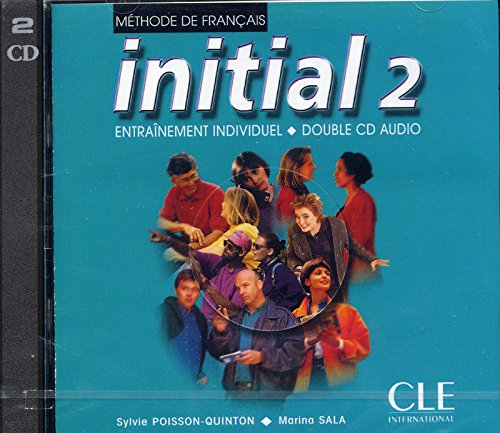 9782090320329: Initial 1 Level 2 Student's CDs (2) (French Edition)