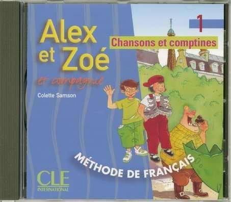 9782090321272: Alex Et Zoé 1. CD (Alex et Zoe)