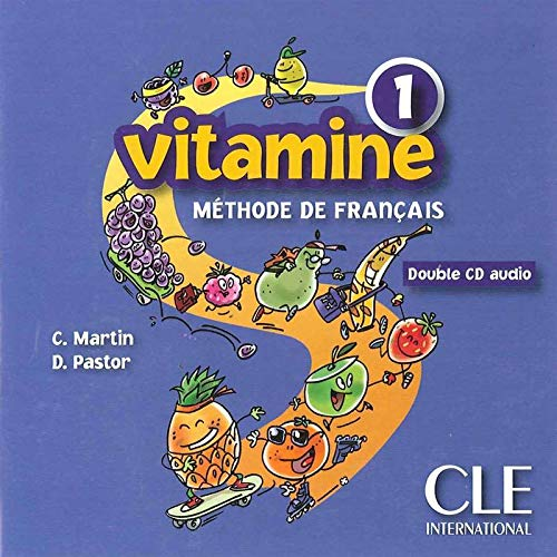 9782090321302: CD COLLECTIF METHODE VITAMINE NIVEAU 1