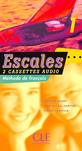 9782090321906: Escales: Cassettes Collectives 1 (2) (French Edition)