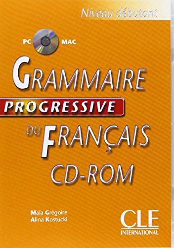 9782090322903: Grammaire Progressive Du Francais Niveau Debutant Cd-rom, Level 2