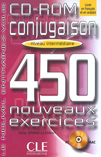 9782090322965: CD-ROM conjugaison 450 niv int (Objectif Deld)