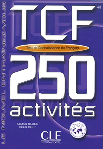 9782090323092: Tcf-250 Activities CD-ROM (French Edition)