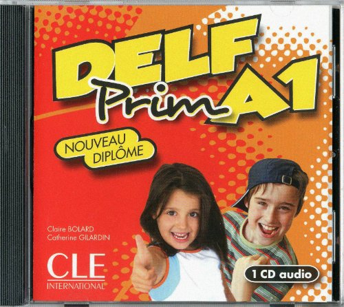 9782090323177: Delf Prim A1: CD-Audio (French Edition)