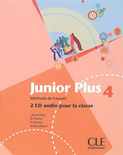 9782090324402: Junior Plus 4