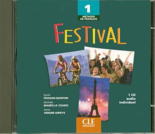 Festival Level 1 Student's CD (French Edition): Poisson-Quinton