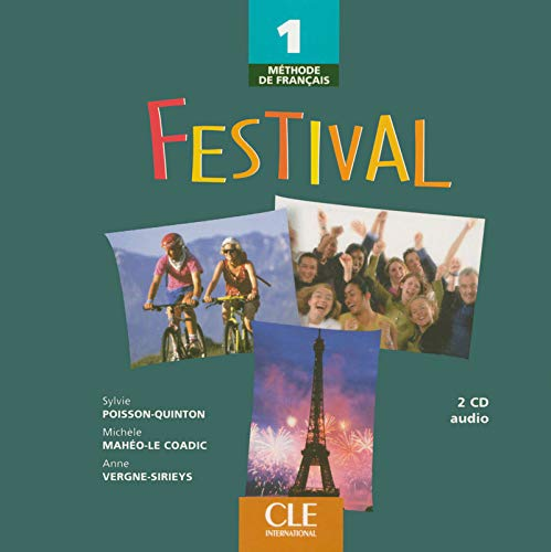 Festival Level 1 Classroom CD (Methode de: Poisson-Quinton