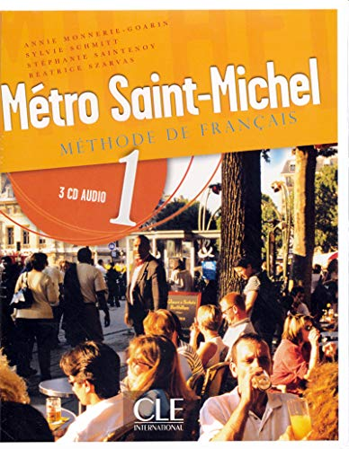 9782090325393: 2cd Coll Métro St Michel Niv1 (Methode de Francais)
