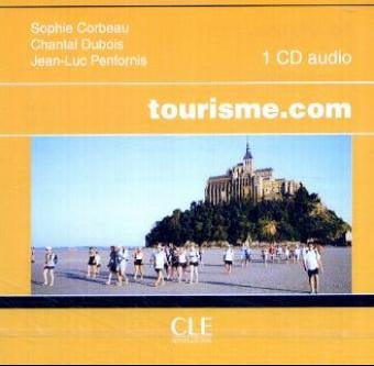 Tourisme.com Audio CD (French Edition) [Audiobook] by