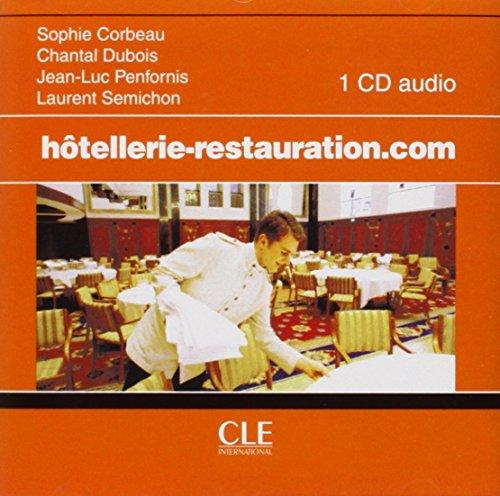 9782090326024: Hotellerie-Restauration.com Audio CD (French Edition)