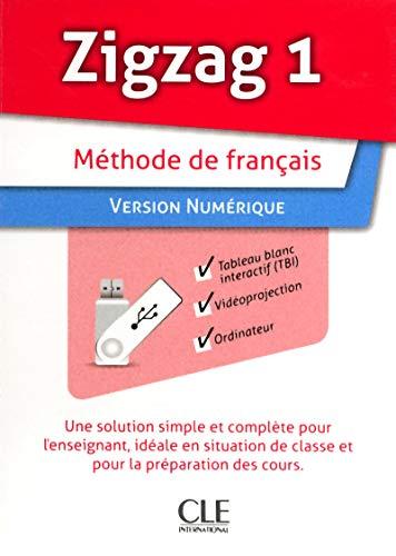 Zigzag: Version Numerique Pour Tbi A1.1 (French: Collectif
