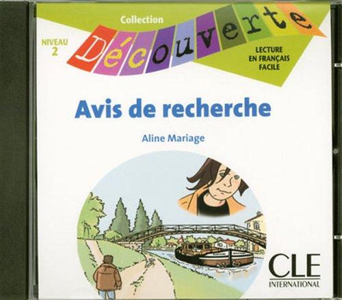 9782090326932: Avis de Recherche (Collection Decouverte: Niveau 2 (Audio)) (French Edition)