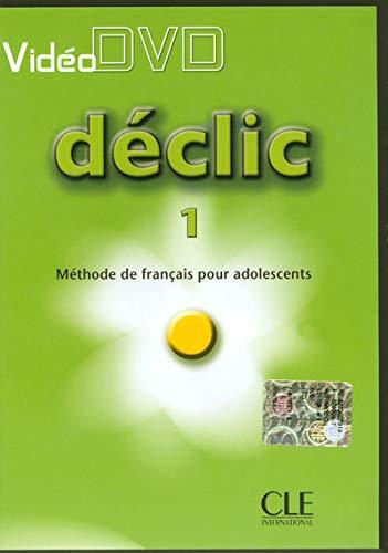 9782090327830: Video DVD Declic Niveau 1 Ntsc Methode de Francaispour Adolescents + Livret Pedagogique