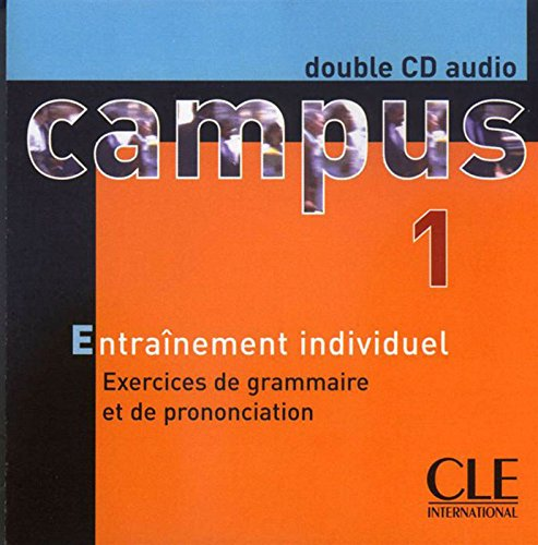 9782090327939: Campus 1 Student's CDs (2) (English and French Edition)