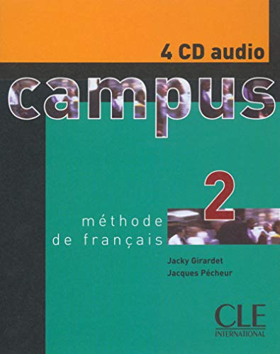 9782090328066: Campus 2 Classroom CD (English and French Edition)